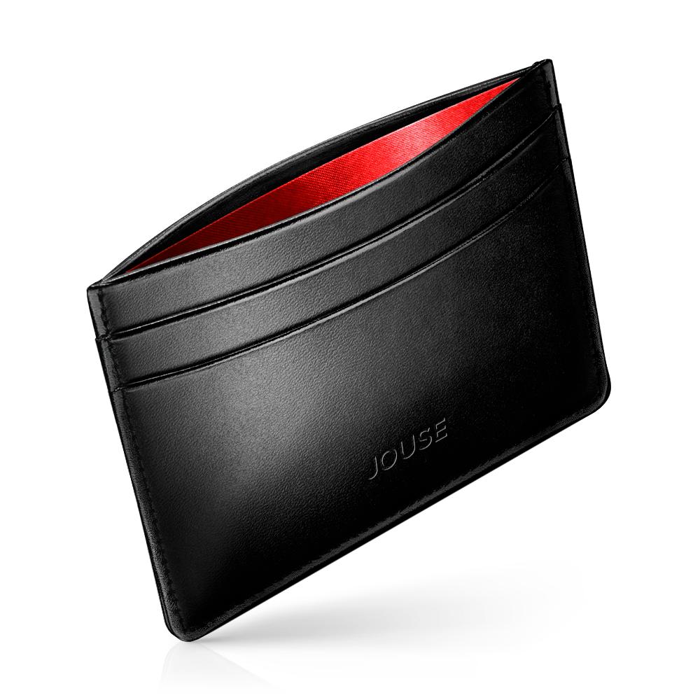 Carteira Série 1 - Vermelho - CNH | Jouse