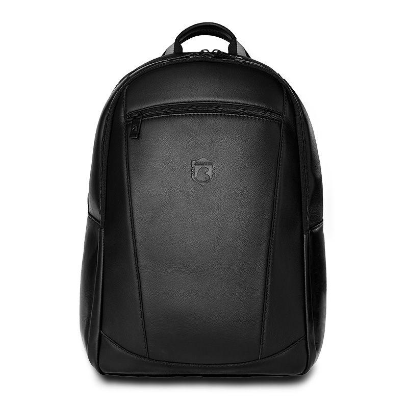Mochila de Couro Para Notebook Black Edition NW083 | Nordweg