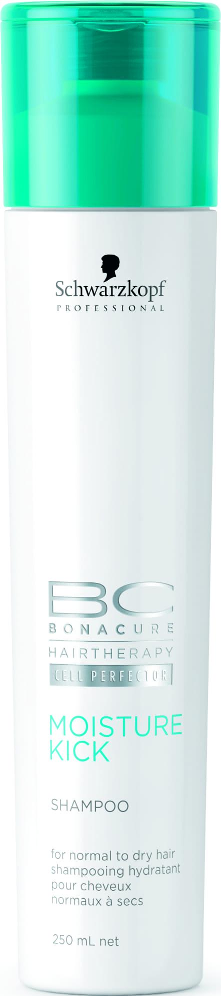 Shampoo Hidratante Bonacure Moisture Kick (250ml)| Schwarzkopf Professional