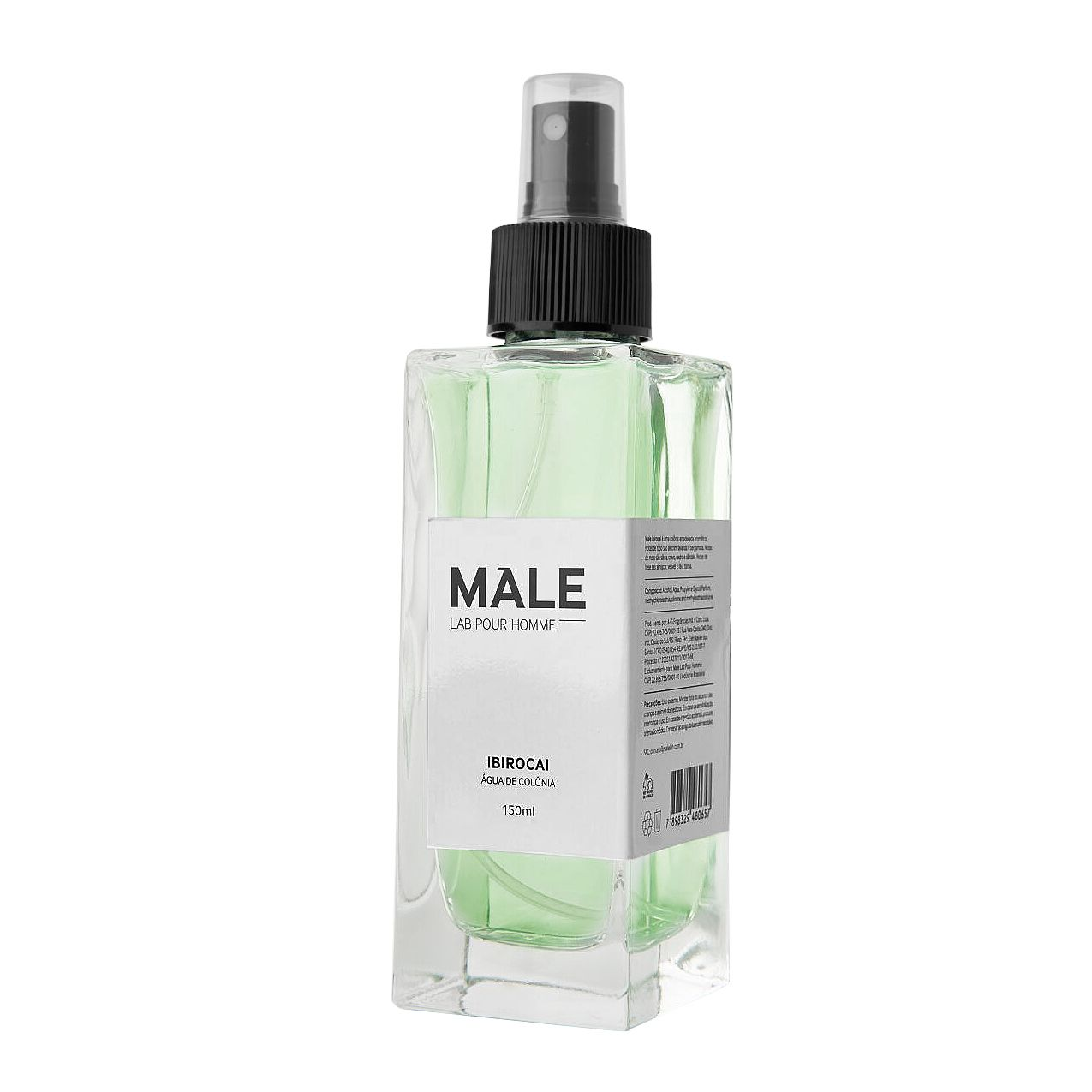 Perfume Ibirocai | Male Lab Pour Homme