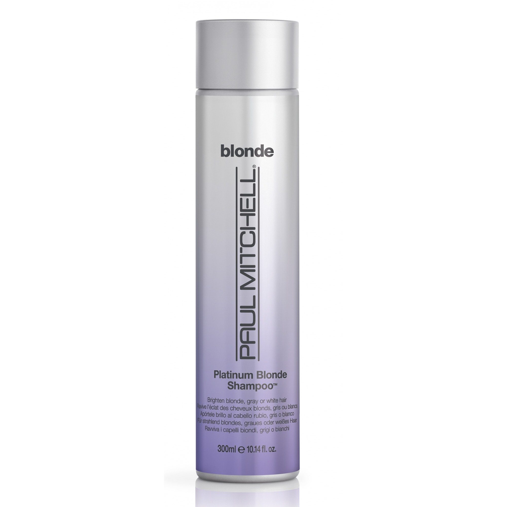 Shampoo Desamarelador Blonde Platinum (300ml) | PAUL MITCHELL