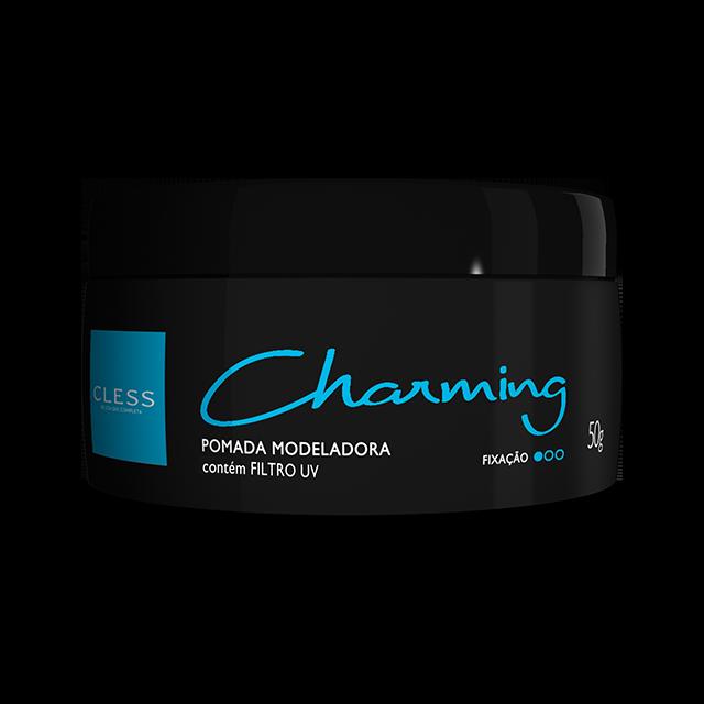 Pomada Charming Black 50g | Cless
