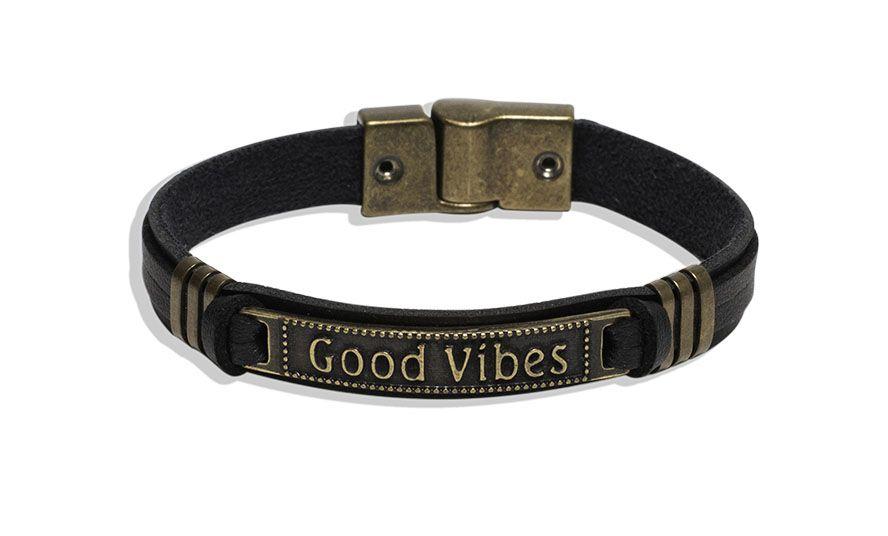 Pulseira Good Vibes   ZUG