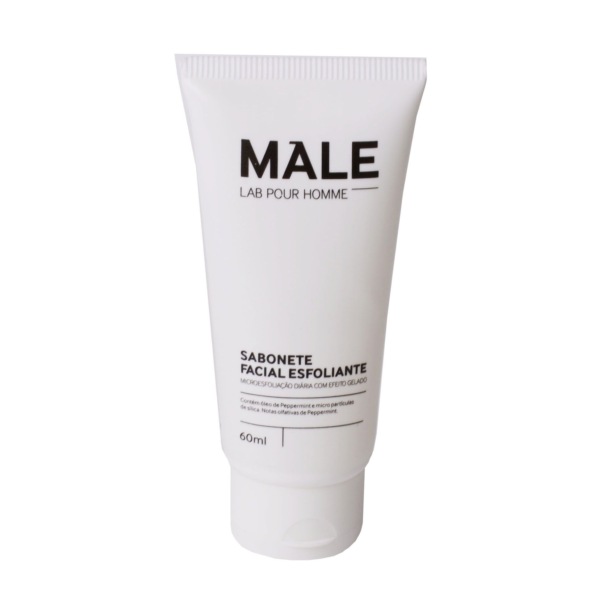 Sabonete Facial Esfoliante | Male Lab Pour Homme