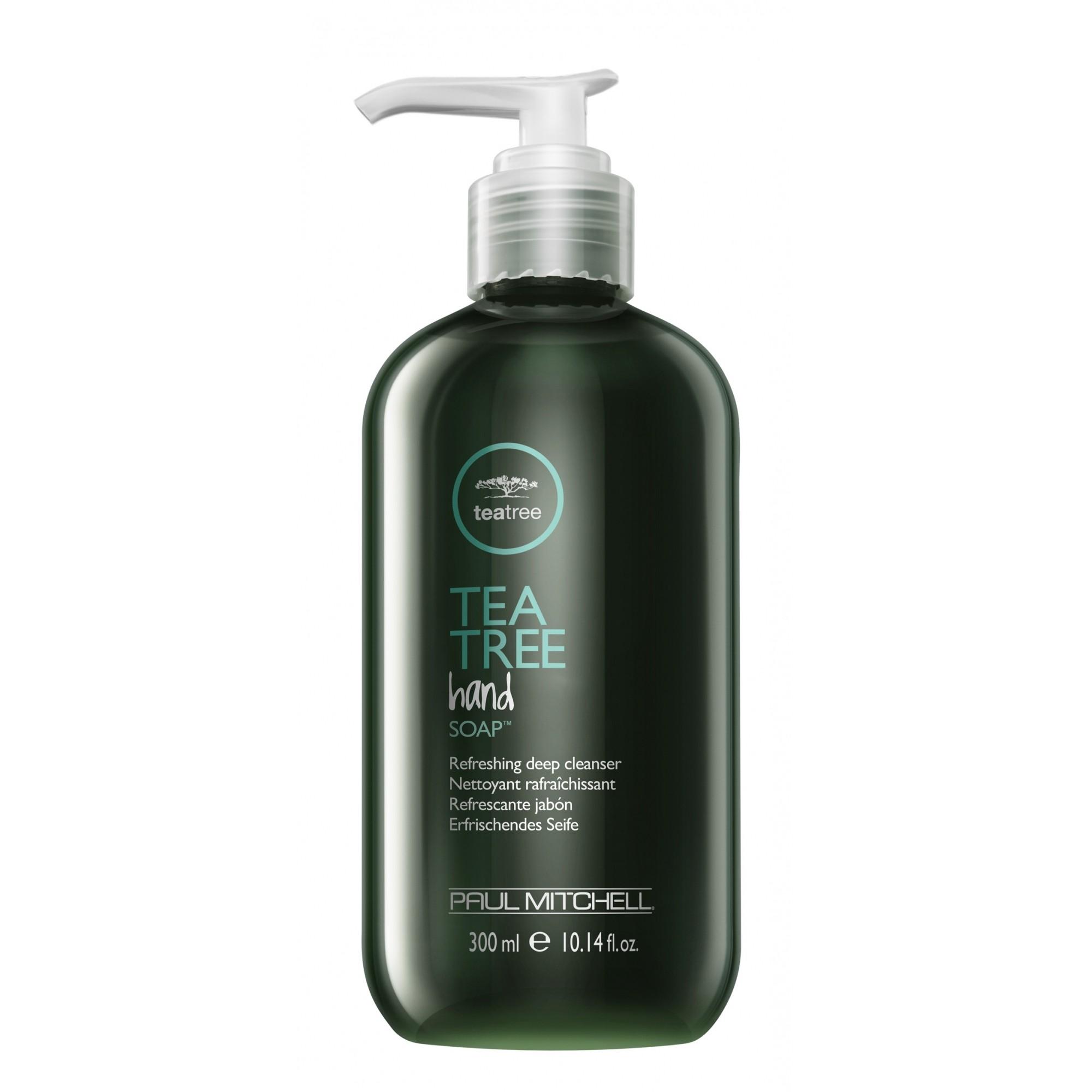 Sabonete Líquido Tea Tree Liquid Hand Soap (300ml) | PAUL MITCHELL