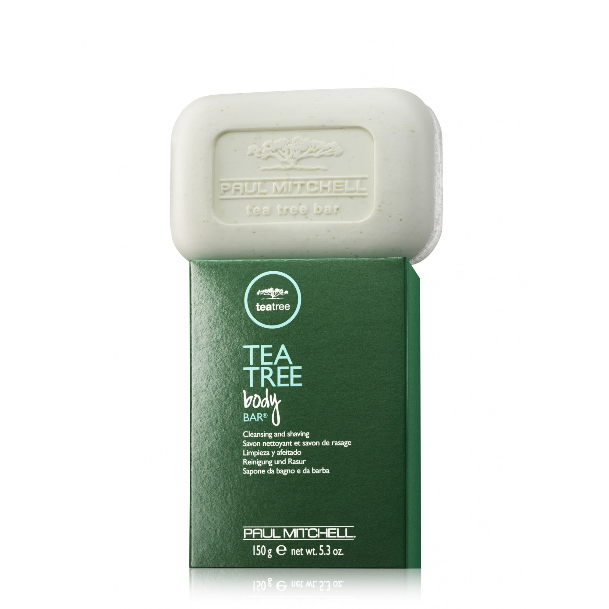 Sabonete Tea Tree Body Bar 2em1 | PAUL MITCHELL