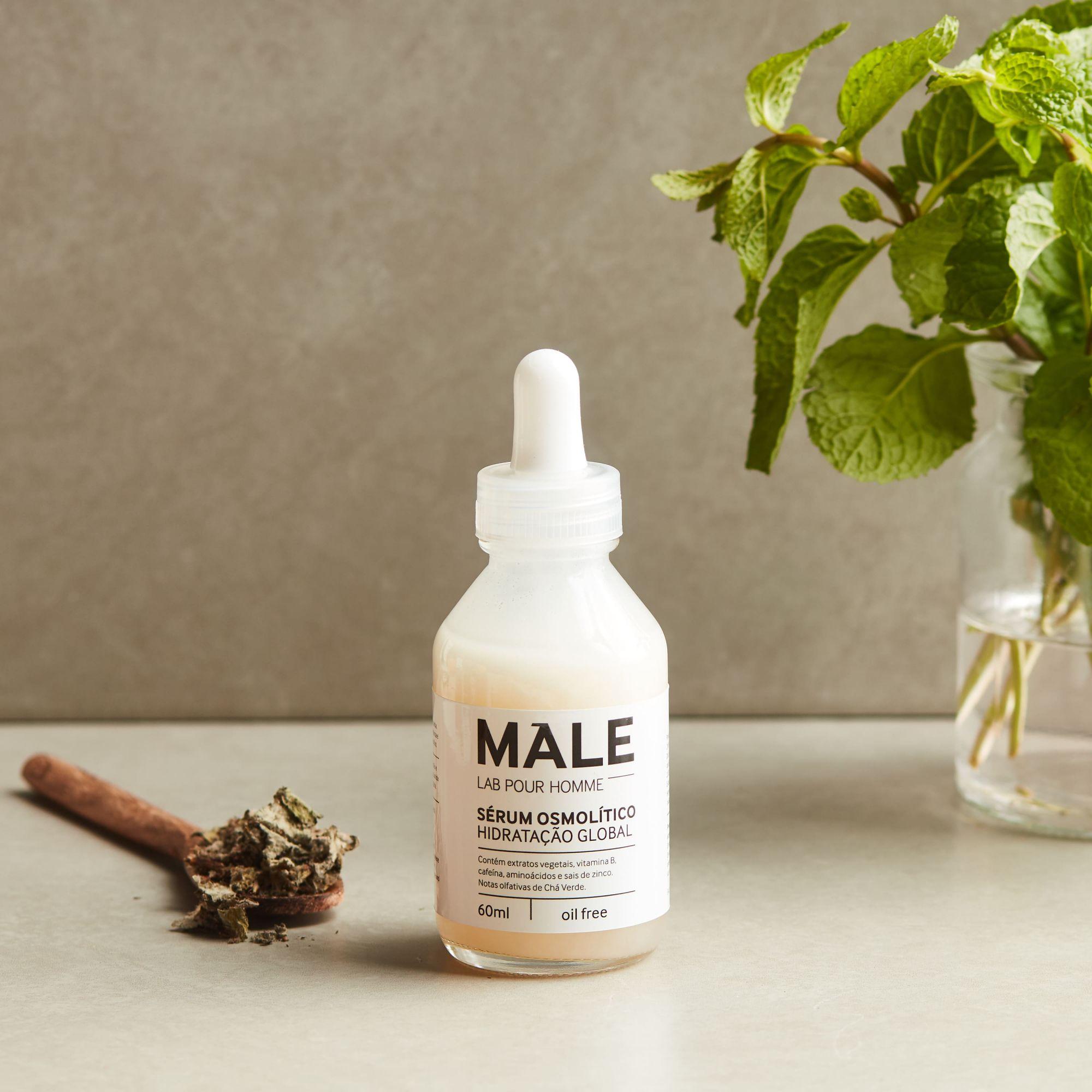 Sérum Osmolítico Hidratação Global (60ml) | Male Lab Pour Homme
