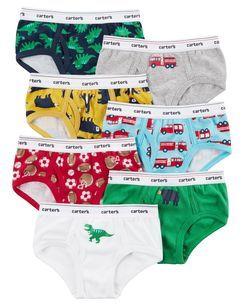 84d019ba0 Kit Cueca Infantil - Carters - 4T 5T - 43634610 - Le Petite Baby Store ...