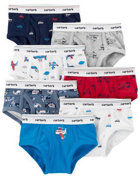 a9539a091 Kit Cueca Infantil - Carters - 2T 3T - 33634611 - Le Petite Baby Store ...