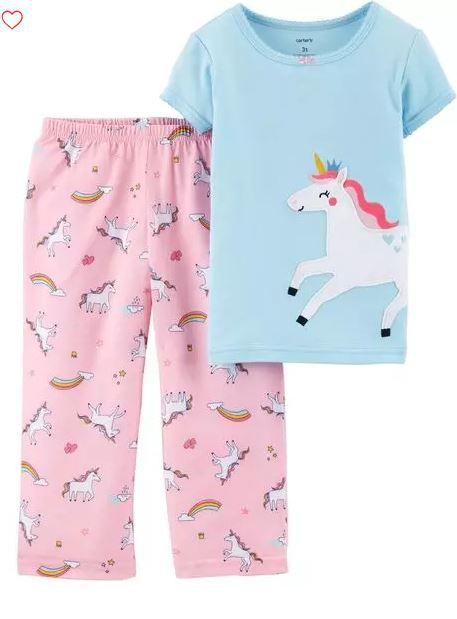0080fbe8e Pijama Carters - 18 Meses - 14069210 UNICORNIO - Le Petite Baby Store ...