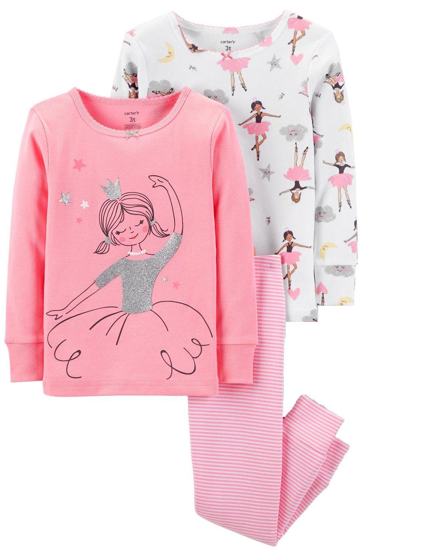 1c8880844 Pijama Carters 3 Peças - 2T - 24062018-Pijamas - Le Petite Baby Store