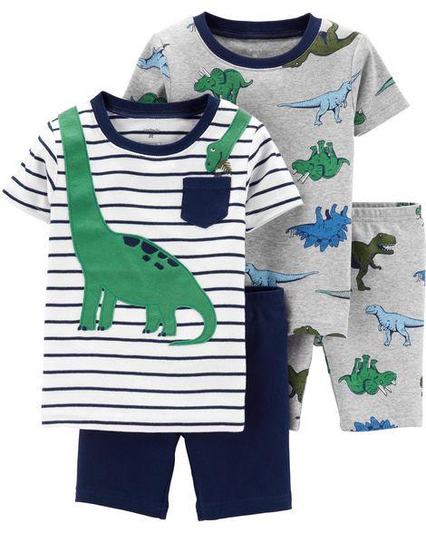 5771fb6a3 Pijama Carters Algodão 4 Peças - 18 Meses - 16486110 - Le Petite Baby Store  ...