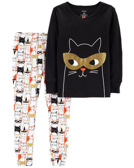 1d2e28849 Pijama Carters Algodão Menina - 4T - 24985010 - Le Petite Baby Store ...