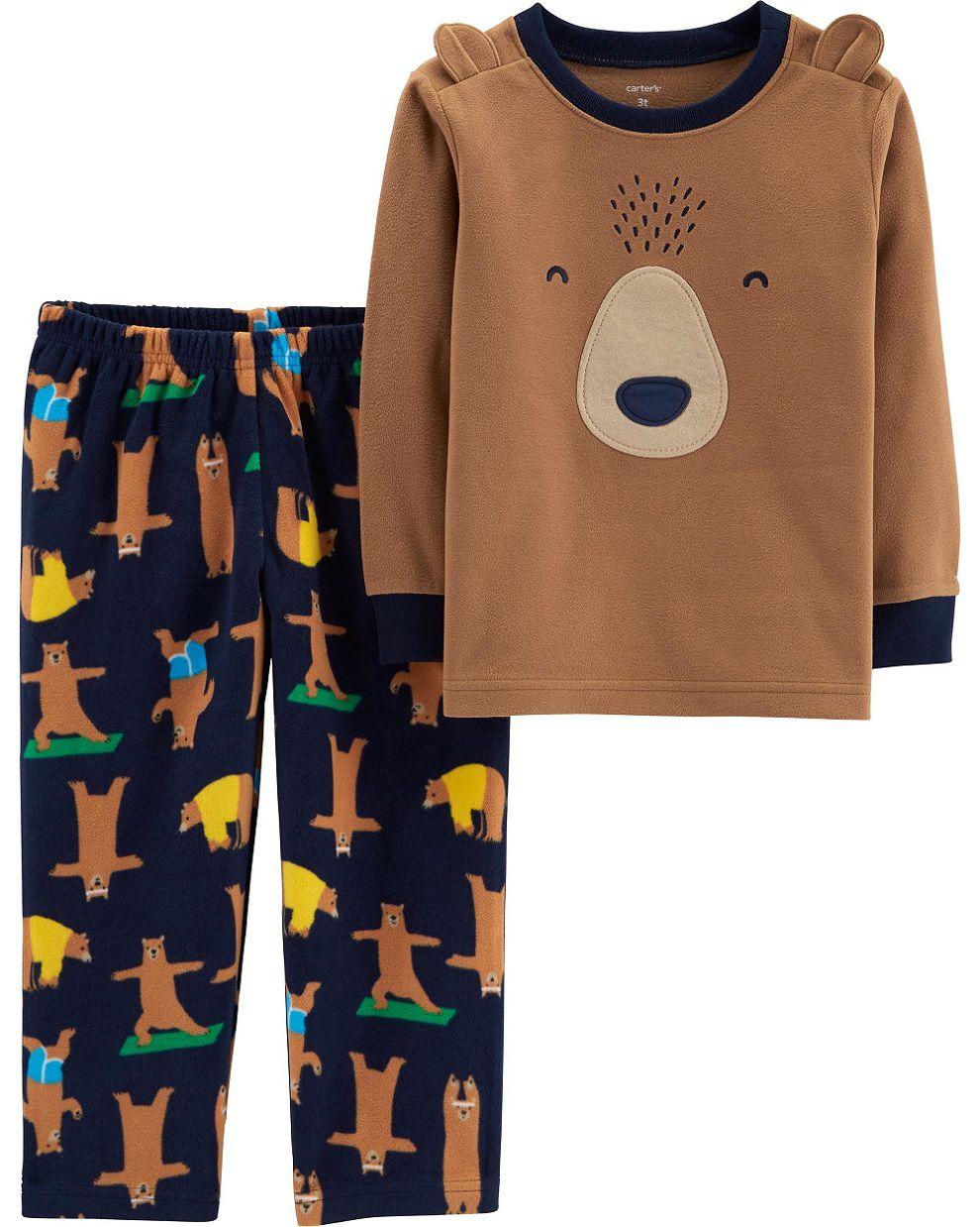b272d01f3 Pijama Carters - Fleece - 18 Meses - 14948110 - Le Petite Baby Store ...