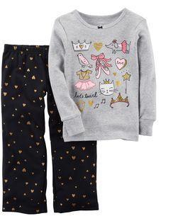 4349a86bf Pijama Carters FLEECE e ALGODÃO - 12 Meses - 337g261 - Le Petite Baby Store  ...