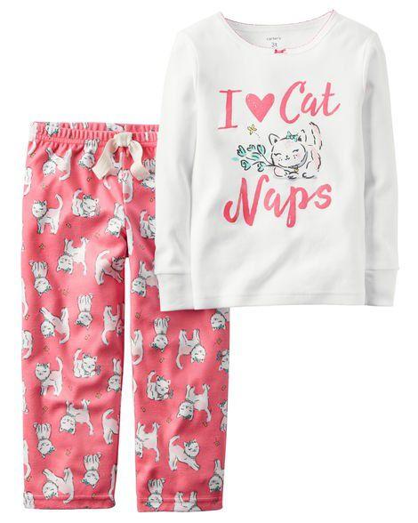 319c32578 Pijama Carters Microfleece e Algodao - 18 Meses - 337G139 - Le Petite Baby  Store ...
