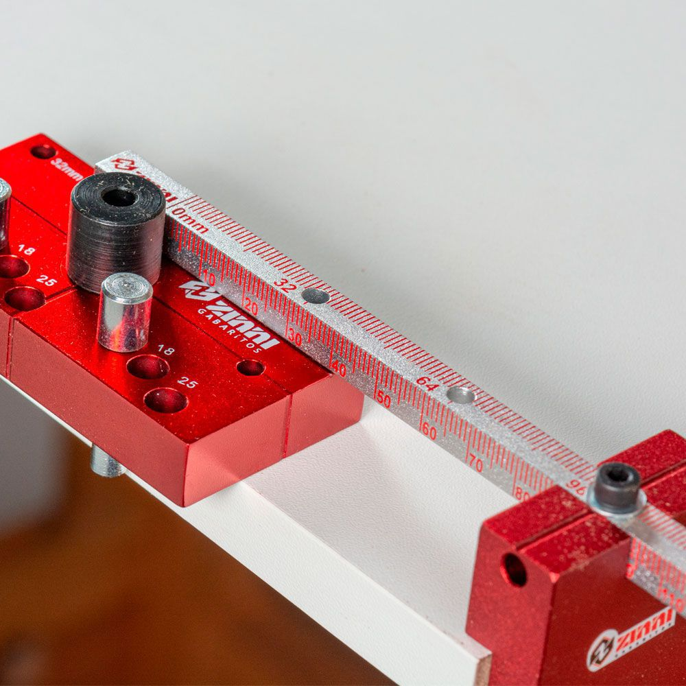 Kit Gabarito Combo Minifix - #47 - Zinni