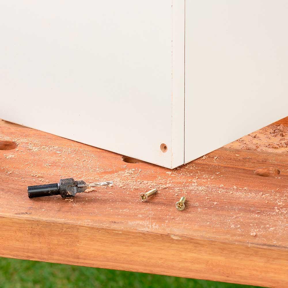Escareador Cônico de Wídea 8 x2,5mm - Zinni