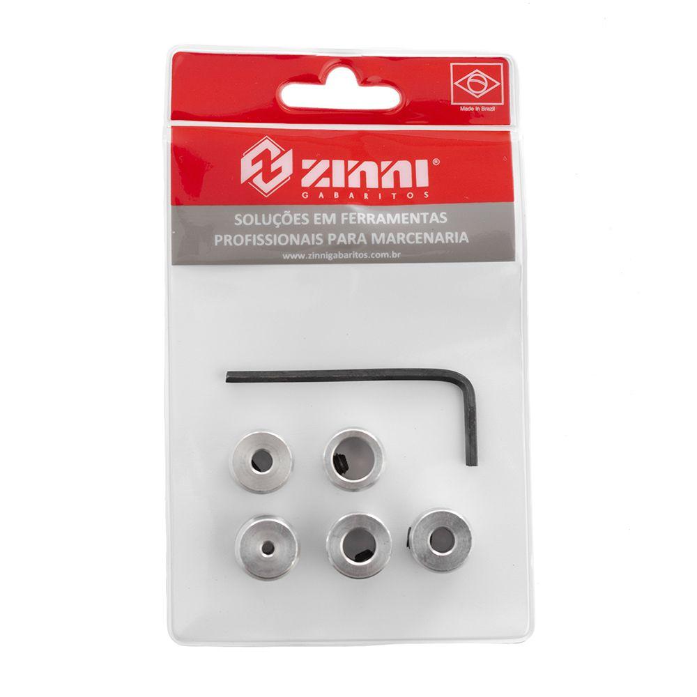 Kit #10 Limitadores de Brocas - Zinni