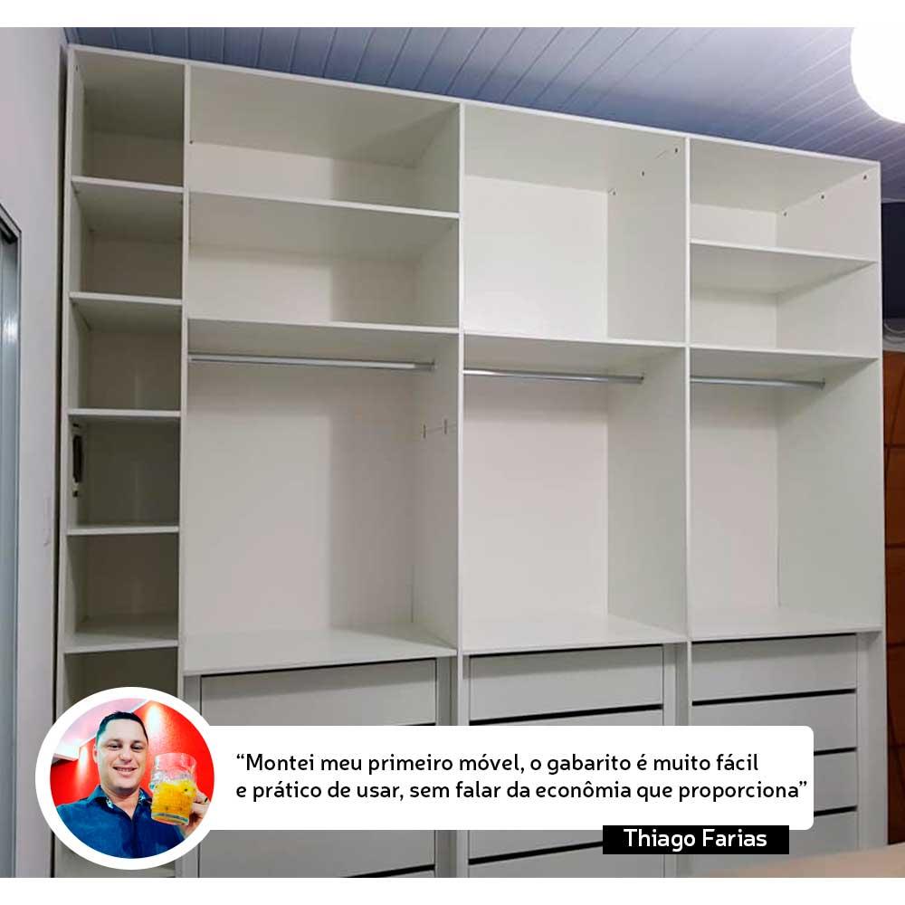 Kit Gabarito Combo Universal - #47 - Zinni