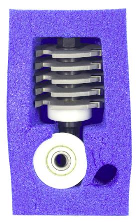 WPW - FRESA KIT FINGER 39,5 - H12/96