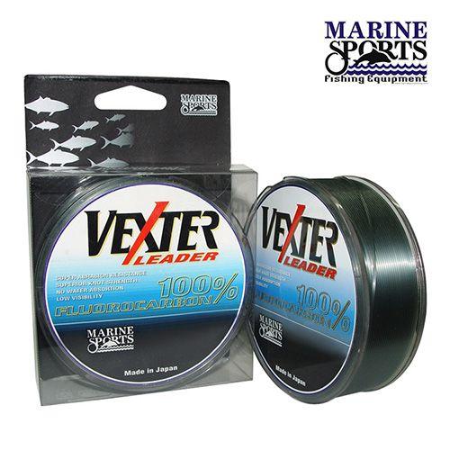 Linha M. Sports Vexter Leader 100% Fluorocarbon