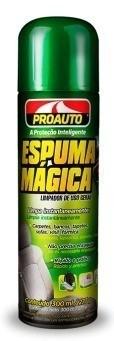 Espuma Mágica Proauto - 400ml