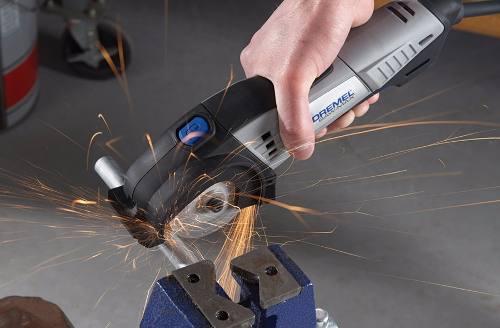 Serra Elétrica Saw-max Dremel 710watts 110v C/4 Discos