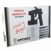 Pistola Pintura Ar Direto - Arprex Mod.90