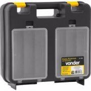 Caixa Plástica P/ Furadeira E Ferramentas Vd 7001 - Vonder