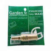 Esguicho P/ Mangueira 1/2 Em Latão - Max - Garden
