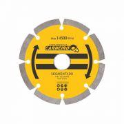Disco De Corte Diamantado 4.1/2 Segmentado - Carneiro