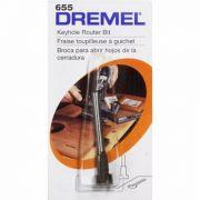 Fresa Ranhura Para Chave 5/16 Pol. (7,9mm) 655 - Dremel
