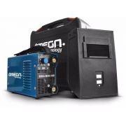 Máquina Inversora De Solda Mini 160 Amp. - Omega