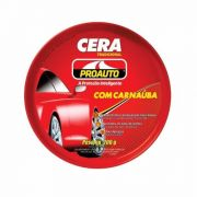 Cera Pasta Tradicional C/carnaúba 200g - Proauto
