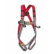 Cinto Segurança Paraquedista C/2 Pontos Ancoragem- Steelflex