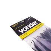 Abraçadeiras De Nylon 100 Un. 280 x 3,6 mm Preta – Vonder