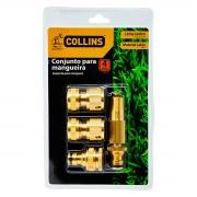 Conjunto para Mangueira com 4 peças  COLLINS