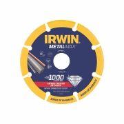 Disco de Corte Diamantado 4.1/2 x 7/8 Pol. MetalMax – IRWIN