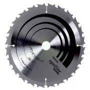 Disco de Serra Circular – 9 ¼ (235mm) – 24 Dentes - Bosch