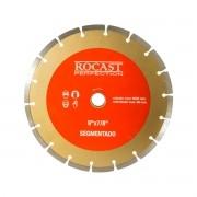 Disco Diamantado 9 Pol. Segmentado Rocast