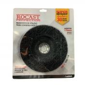 Disco Sólido Removedor 178mm Para Esmerilhadeira Rocast
