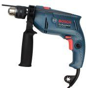 Furadeira de Impacto Profissional GSB550RE - 550W 220V – BOSCH