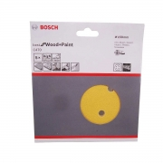 Jogo de Lixa C/ 5 Unidades P100 Bosch 150mm 2608605088