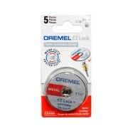 Kit C/5 Discos De Corte P/metal 1.1/2 - Ez456 - Dremel