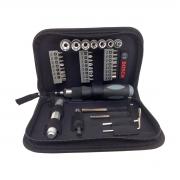 Kit de Parafusar 38 peças Bosch 2607017511