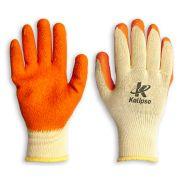 Luva de Segurança Orange Flex - Kalipso