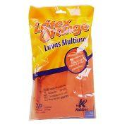 Luva Látex Orange - Kalipso