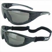 45a784e682c96 Óculos de Proteção Delta Lente Cinza - SteelPro
