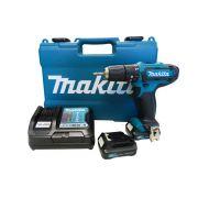 Parafusadeira e Furadeira De Impacto a Bateria 12v Makita